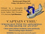 Captain Cyril comes to Wanborough