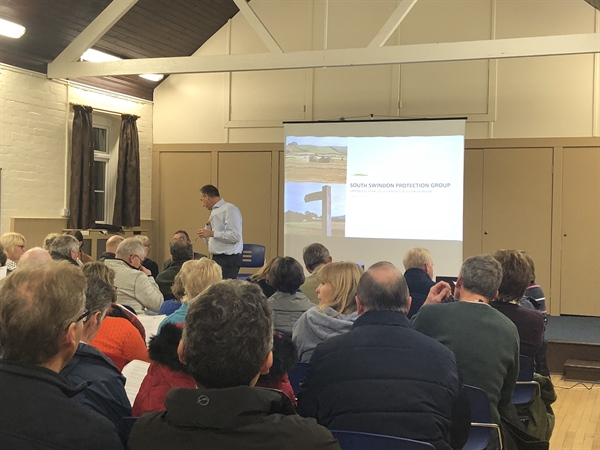 Science Park application meeting to be held at Wanborough Village Hall